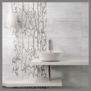 חיפוי קירות לאמבטיה